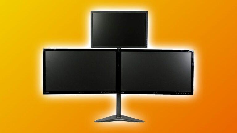 5 лучших креплений для тройного монитора — Компьютерщик обзора