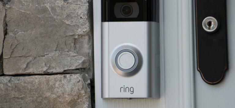 Как сбросить дверной звонок