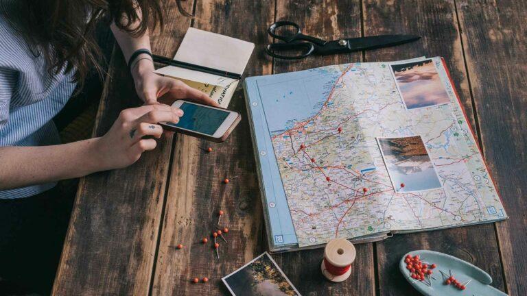 Спланируйте свой следующий отпуск с помощью этих удобных приложений