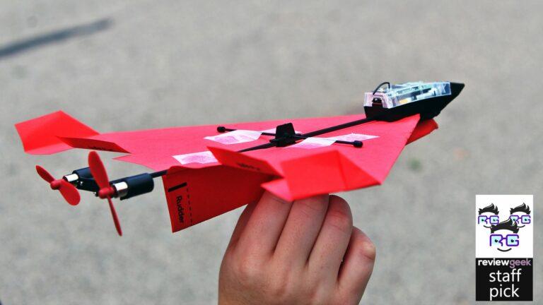 Комплект Power Up 4.0 RC Airplane по мнению 8-летнего ребенка — компьютерщик обзора