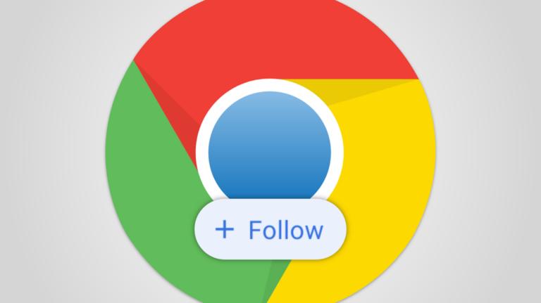 Как следить за RSS-потоком веб-сайта в Google Chrome для Android
