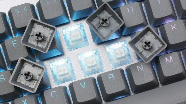8 лучших механических клавиатур с возможностью горячей замены — Компьютерщик обзора