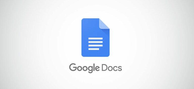 Как заблокировать положение изображения в Google Документах