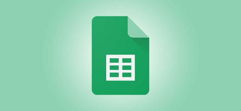 Как фильтровать в Google Таблицах