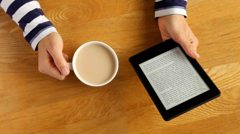 Как узнать, какая у вас модель Kindle