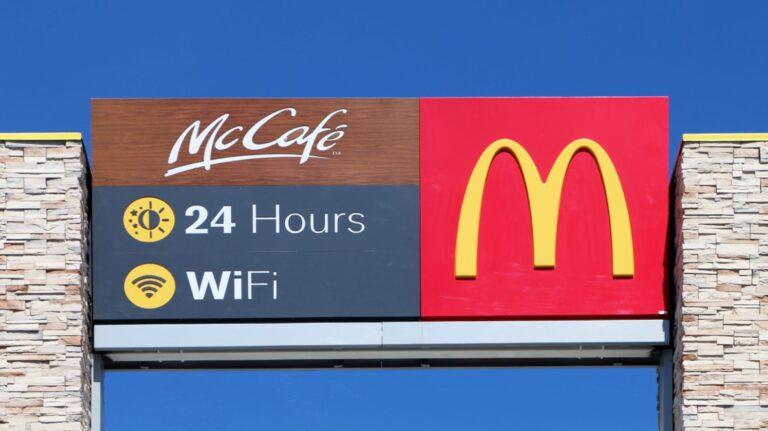 Как подключиться к бесплатному Wi-Fi McDonald's