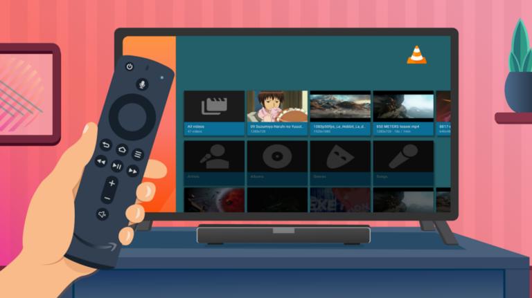Как использовать VLC для потоковой передачи видео на Fire TV