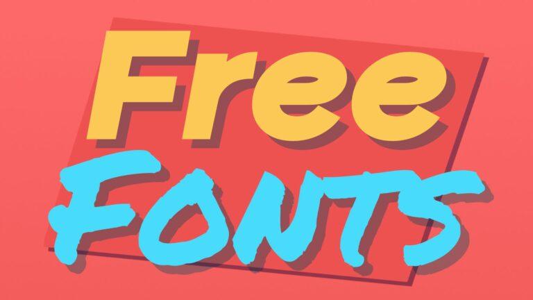 7 лучших сайтов для загрузки бесплатных шрифтов — обзор компьютерщиков