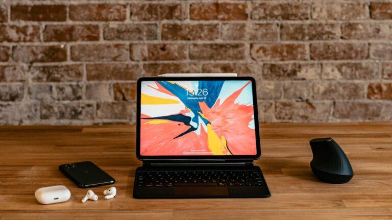 Как заставить iPad работать как ноутбук