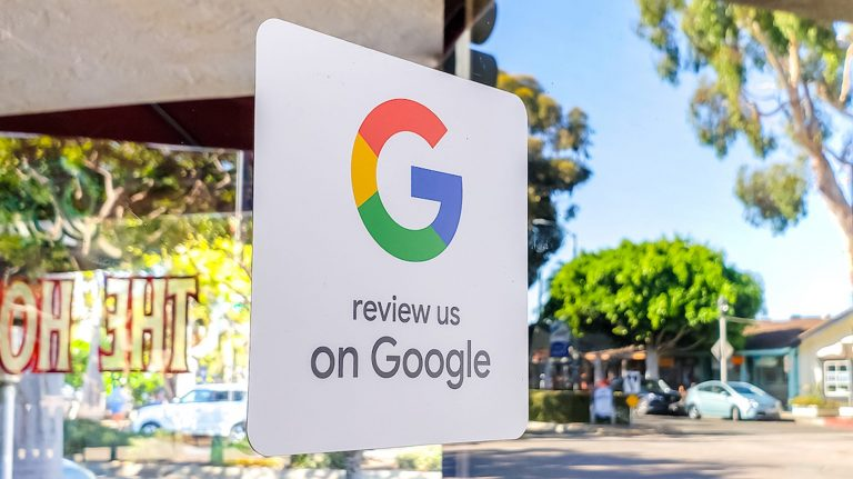 Как оставить отзыв в Google