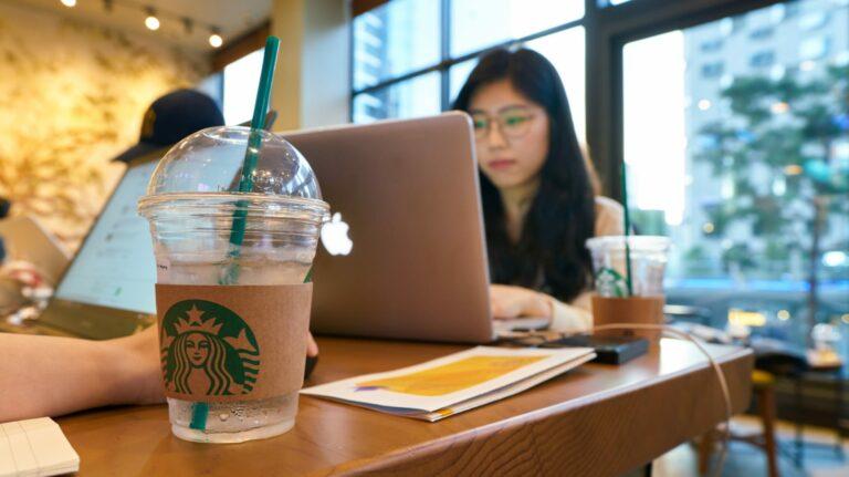 Как подключиться к Starbucks Wi-Fi