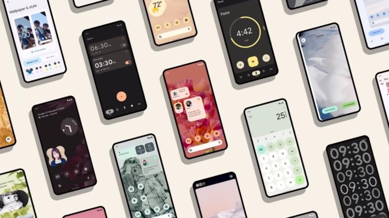 Как изменить цвет темы на Android