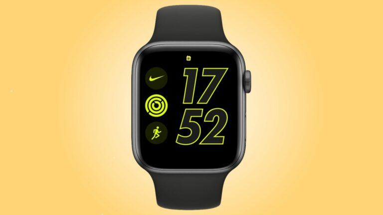 Что означают значки состояния на Apple Watch?