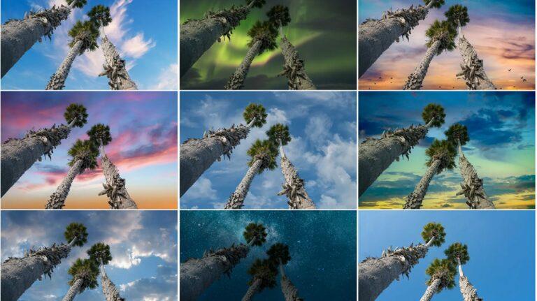 Инструмент замены неба Adobe Photoshop стал еще более мощным