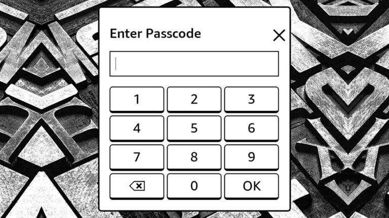 Как добавить пароль к вашему Kindle