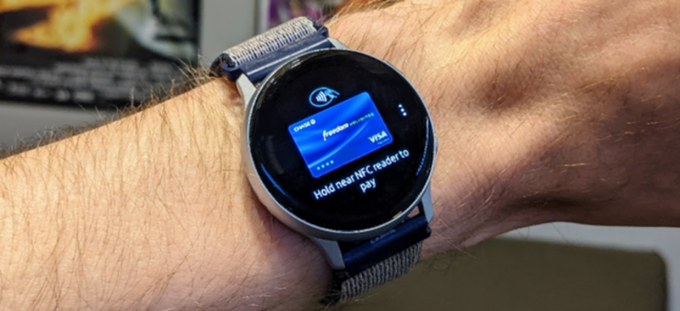 Как настроить Samsung Pay на Samsung Galaxy Watch