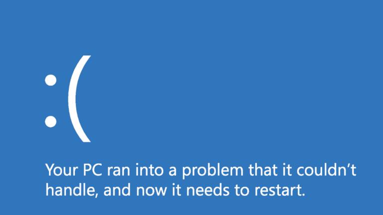 Как исправить нарушение сторожевого таймера DPC в Windows 10