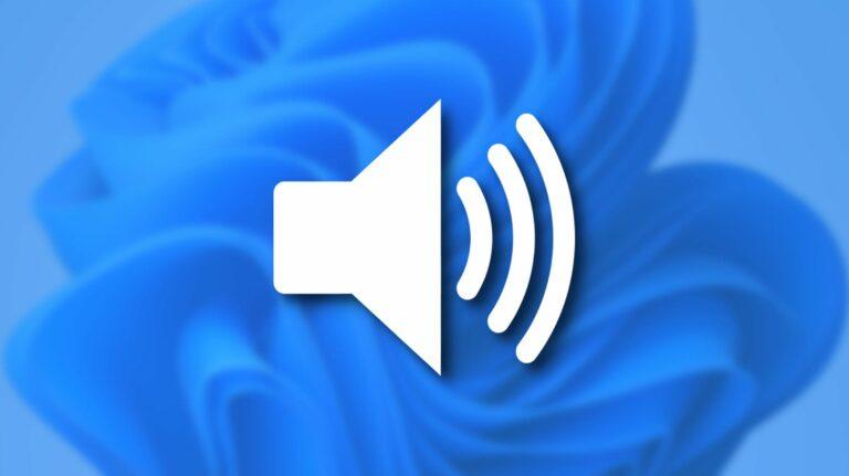 Как выбрать динамики для вывода звука в Windows 11