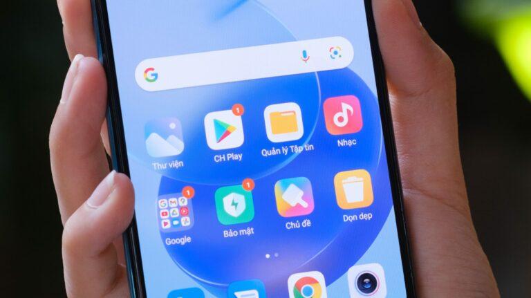 Как увеличить масштаб на экране Android