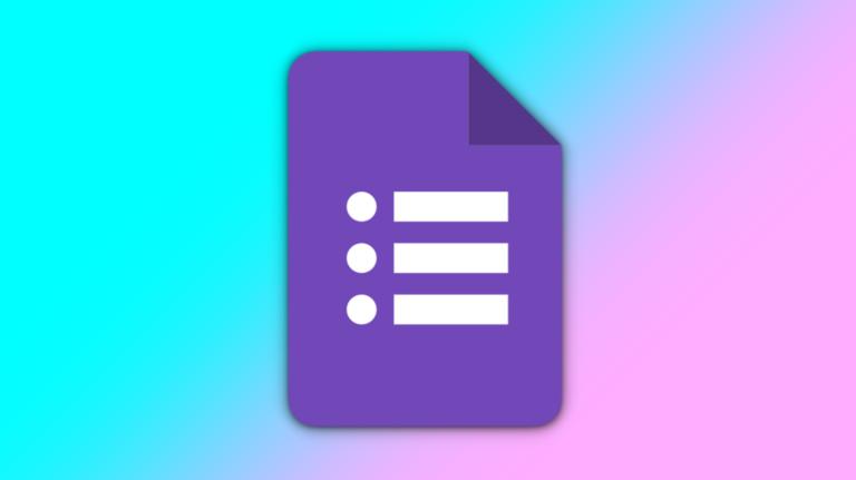 Как получить ответы Google Forms по электронной почте