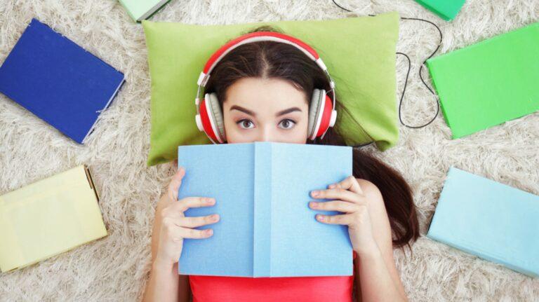 Как превратить любую электронную книгу в аудиокнигу