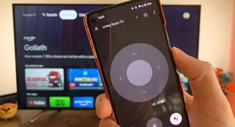 Как использовать свой телефон Android в качестве пульта дистанционного управления Google TV