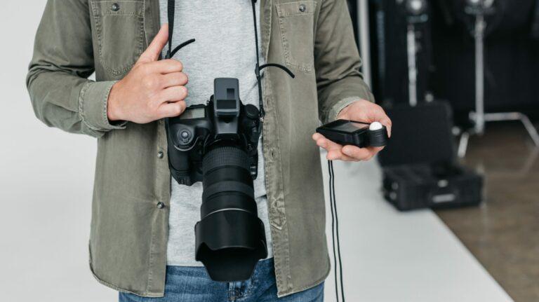 Как использовать приложение Light Meter для съемки фильма