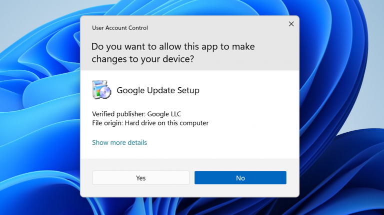 Как отключить контроль учетных записей (UAC) в Windows
